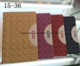 Тетрадь /Diary PU изготовленный на заказ логоса высокого качества кожаный