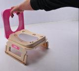 Tocador de múltiples funciones de la venta de Corea del bebé plegable caliente de la manera
