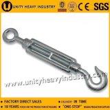 Тандер крюка и глаза DIN 1480 высокого качества гальванизированный