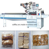 Multi-Row Biscuit Trayless Flow Packaging Machine