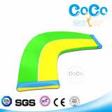 De Opblaasbare Kromme van uitstekende kwaliteit van het Ontwerp van het Water Coco voor Aqua (LG8007)
