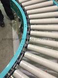 ローラーコンベヤー機械のための高品質のゴムによって形成される伸縮性がある多VベルトPJ