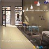600X600建築材料の陶磁器の薄い灰色の吸収ISO9001及びISO14000のより少しにより0.5%の床タイル(G60408)