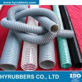 Boyau d'aspiration d'helice de PVC