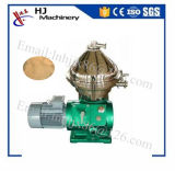 Nueva máquina de la separación de la levadura de la condición y de la centrifugadora del disco de la concentración