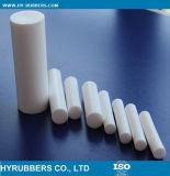 Virgin White Teflon PTFE Round Rod Solid