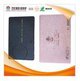 Cartão de Natal plástico do cartão magnético surpreendente do VIP RFID