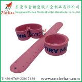 Picchiettio-Braccialetti del silicone & Wristbands su ordinazione di applauso per la promozione