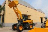 Chargeur chaud de roue de la construction 3t de vente de la Chine