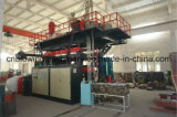 Máquina del moldeo por insuflación de aire comprimido de la protuberancia para el tanque de agua del HDPE del PE
