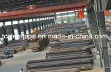 Spitzennahtloses Gefäß der verkaufs-API 5L ASTM A335-P22/nahtloses Rohr