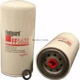 Filtros de combustible FF5632 para Ford, Freightliner, Kenworth, Peterbilt, carros esterlinas; Motor del Isb de Cummins