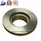 Pezzo fuso di alluminio personalizzato OEM con lavorare di precisione