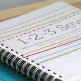 Impressão do livro de Yo da cor cheia, impressão do caderno do Fio-o da cor cheia de Cmyk