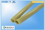 Tube rond de profil de Pultrusion de fibre de verre de la Chine FRP GRP pour Pôles - Pultrusion télescopiques de la Chine FRP, profils de fibre de verre