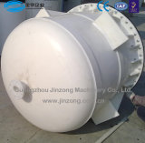 tanque de mistura plástico de 2000L PP/PVC