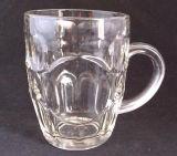 Tumbler чашки чая кружки пива Tumbler усмешки стеклянный