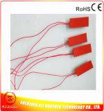 подогреватель силиконовой резины 10*25*1.5mm гибкий для алюминиевой плиты