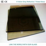 세륨을%s 가진 4mm 유럽 회색 & 어두운 회색 사려깊은/색을 칠한 유리 & 유리창을%s ISO9001