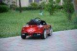 O carro de Elecric dos miúdos com de controle remoto, música, luz, MP3 coneta