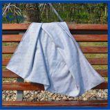 Напечатанное сублимацией полотенце йоги спорта Microfiber (QHESF9980)
