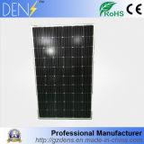 Modulo solare monocristallino del silicone 250W con alta efficienza