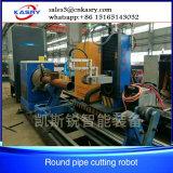 Coupeur Kr-Xy5 de plasma de /CNC de machine de découpage de pipe de commande numérique par ordinateur de machines de fabrication en métal