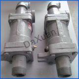 Fornecedor rápido de alta velocidade vapor junção giratória da flange 1/2 ''