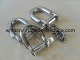OEM Stainless Steel Shackle Marine Hardware (투자 주물)
