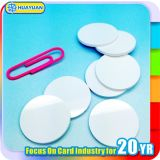 modifica simbolica del PVC 1K di 13.56MHz MIFARE del disco classico del disco con adesivo