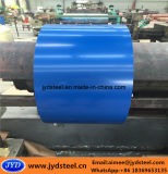 Bobina d'acciaio ricoperta colore blu del mare PPGI