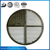交通安全のためのOEMの鋳造下水道または水正方形か円形のマンホールカバーまたは下水管カバー