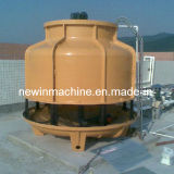 Newin Round Type Counter Flow Cooling Tower (NRTシリーズ)