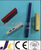 Profili di alluminio Colourful di verniciatura dell'espulsione del rivestimento di spruzzo (JC-P-10014)