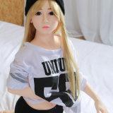 Idolls 140cmの人のための完全なシリコーンの性の人形