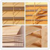 Zonneblinden van de Rol van het Bamboe van de Decoratie van het venster de Hand Aangepaste Venetiaanse