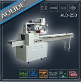 Máquina material do acondicionamento de alimentos do produto comestível de máquina de embalagem Ald-250d