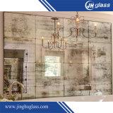 Античное зеркало, декоративное стекло, зеркало искусствоа