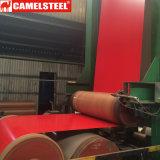 Цена по прейскуранту завода-изготовителя Prepainted гальванизированная стальным катушка катушки покрынная цветом стальная