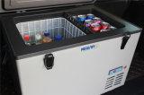 Congelador solar del coche del compresor portable del precio competitivo 95L