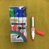 Pena de marcador de Whiteboard de 8 cores, pena de marcador seca do eliminador