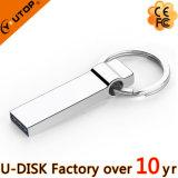 Neues kundenspezifisches grelles Feder-Laufwerk 8 des Zeichen-Metallhaken-USB3.0 16 32 GBs