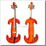 4/4 de violoncelo elétrico colorido laminado (CE001/CE003/CE005)