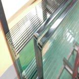 vidro desobstruído Tempered da borda Polished de 12mm para o encosto