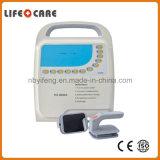 Défibrillateur monophasique portatif de moniteur patient d'hôpital