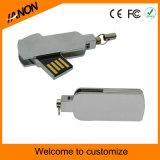 Memoria Flash del USB del tornado del metal de la alta calidad
