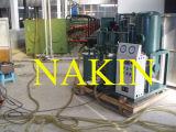 Máquina do purificador de petróleo da série de Tya, máquina de filtração Waste do óleo de lubrificação