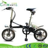 mini bicicleta elétrica Pocket de dobramento de 16inch 36V 250W para adultos
