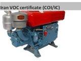 Voc van Iran van de dieselmotor (Coi/ic- certificaat) Inspection Service