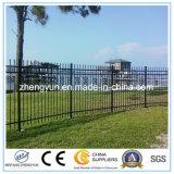 La buena calidad diseña la cerca del hierro labrado/la cerca de acero